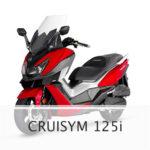 CRUISYM 125i