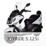 JOYRIDE S 125i