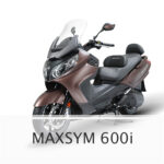 MAXSYM 600i