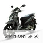SYMPHONY SR 50